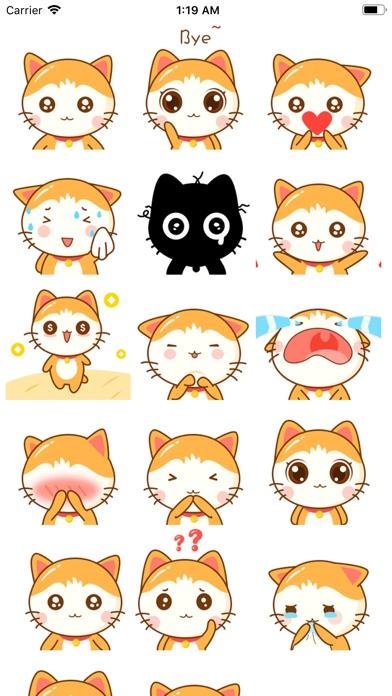 Screenshot for Cute Cat 2019 in Ukraine App Store