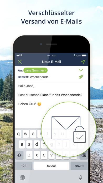 freenet MailScreenshot von 2