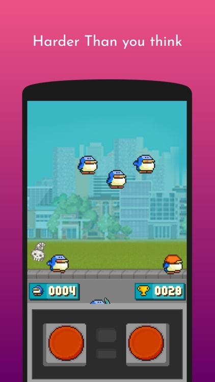 Pixel Ninja Go Bounce 2D screenshot-5