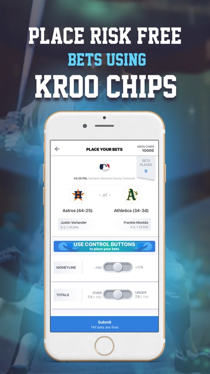 Kroo - Sports Predictions