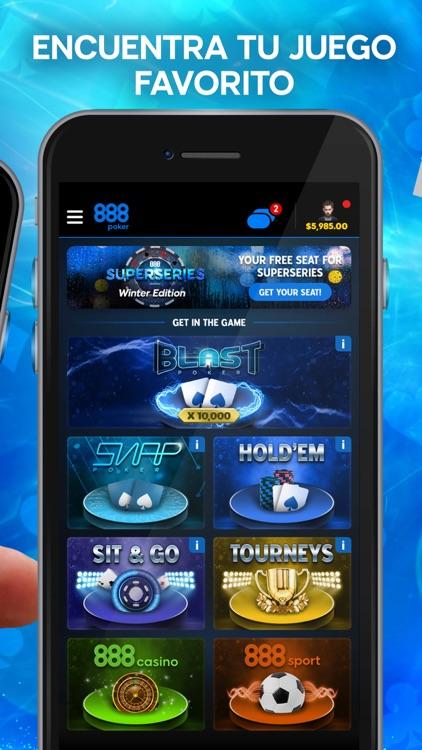 888poker - juega poker online