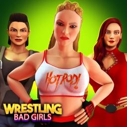Bad Girls MMA Wrestling Rumble