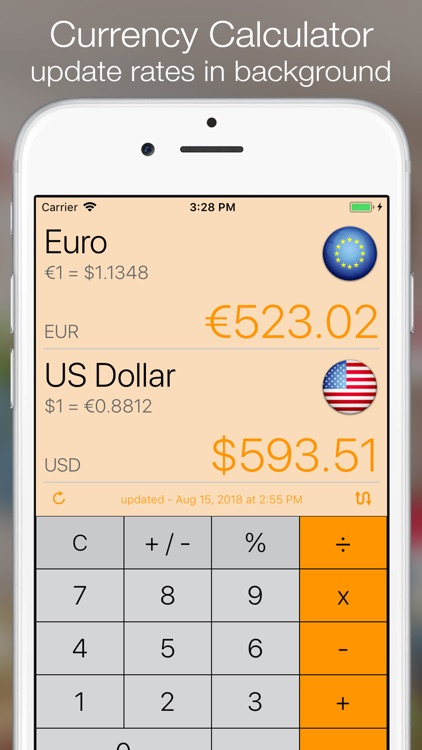 Currency+ (Currency Converter) screenshot-0