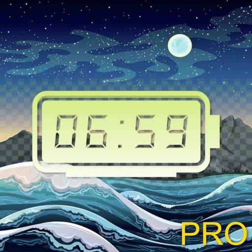 Digital Wallpaper Clock Widget