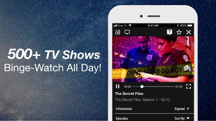 FREECABLE TV: News & TV Shows screenshot-3