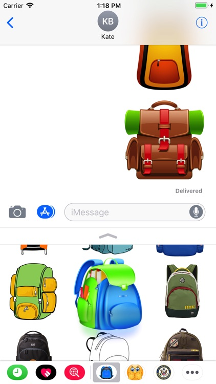 Backpacks Collection screenshot-3
