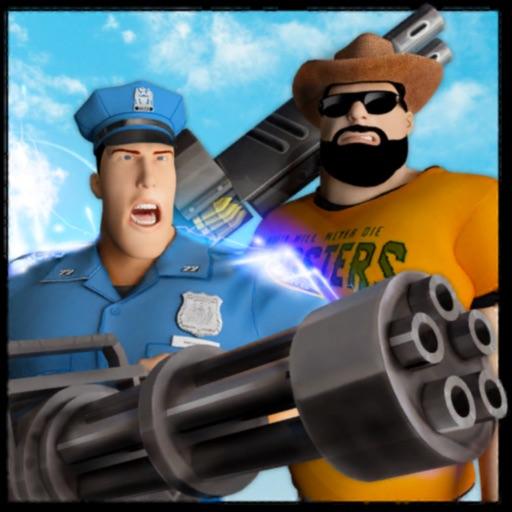 US Police Battle Simulator