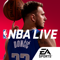 App Icon for NBA LIVE Mobile Basketball App in Philippines IOS App Store
