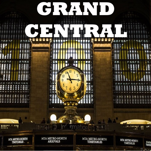 Grand Central Audio Tour Guide