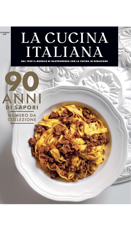 La Cucina Italiana USA screenshot-3