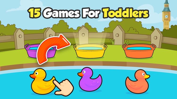 Baby Games for Preschool Kids screenshot-8
