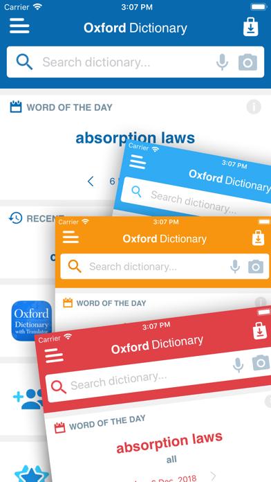 Conc. Oxford Maths Dictionaryのおすすめ画像5