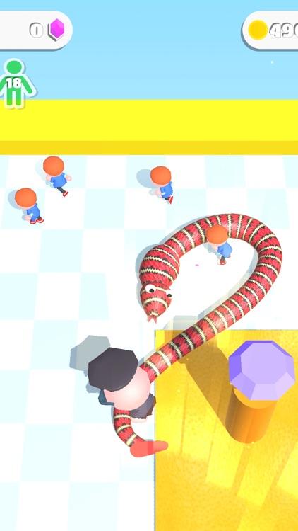 Snake Master 3D screenshot-6