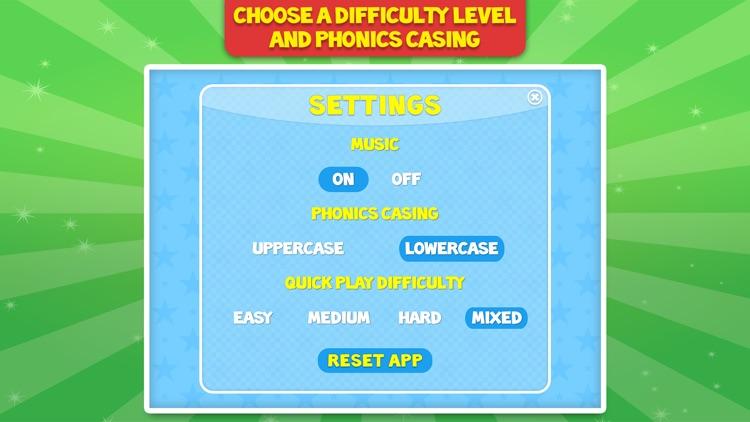 Phonics Playtime Premium screenshot-3