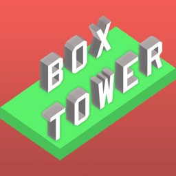 Box Tower-Stack Up