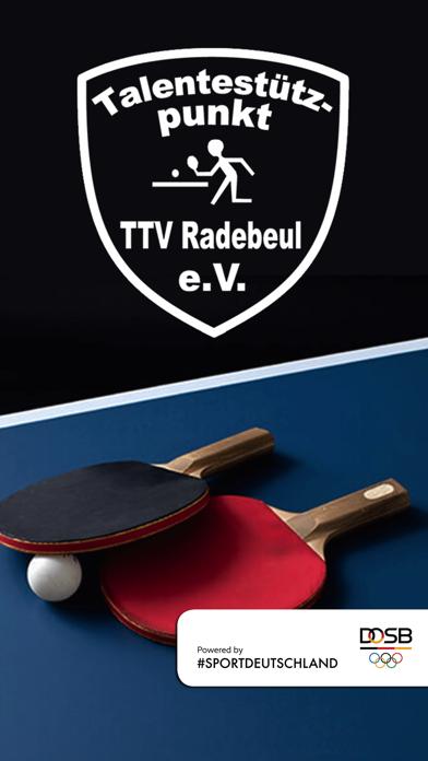 TischtennisvereinRadebeul e.V.Screenshot von 1