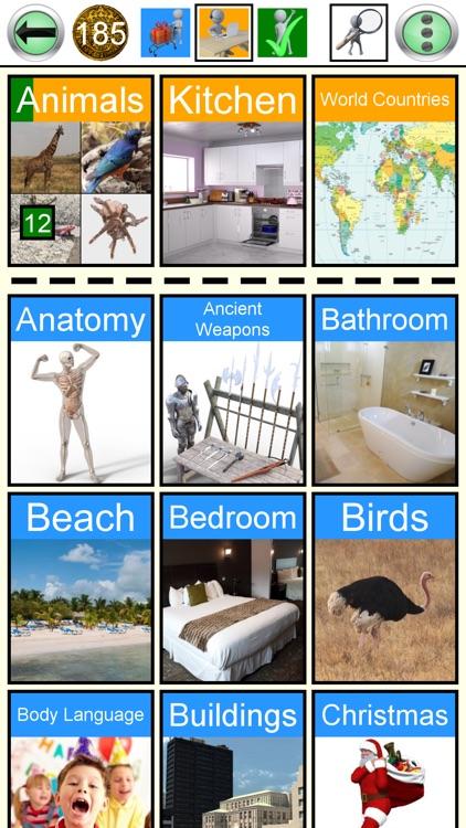Arrow Crossword & Other Games screenshot-5