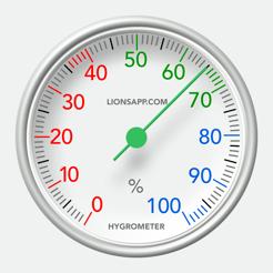 Hygrometer - Check humidity