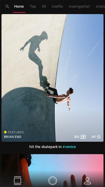 Swing - Living Photos. screenshot-0