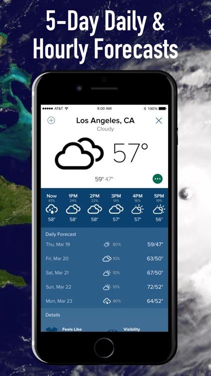 Weather Hi-Def Radar screenshot-3