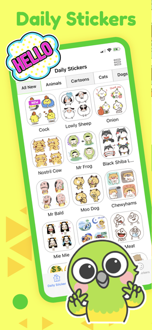 ‎Stickers for WhatsApp & Maker Screenshot