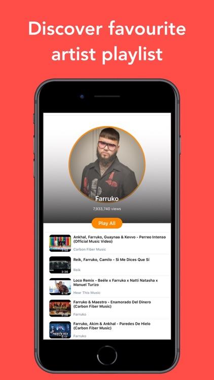 Vid Music: Trending Music Play screenshot-4