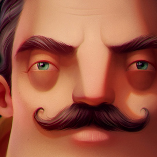 Hello Neighbor app for iphone