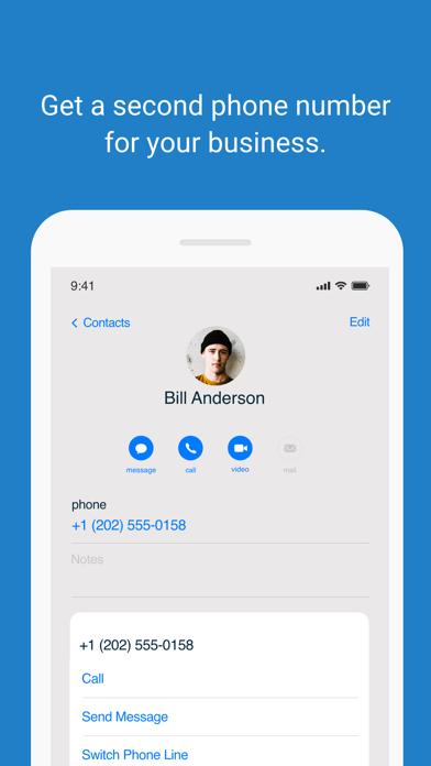 Line2 - Second Phone Number Screenshot
