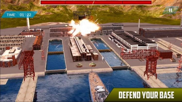 Sea Battle: Target Navy Boat screenshot-3