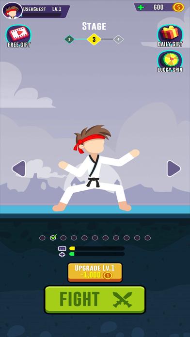 Stickman Battle screenshot 1