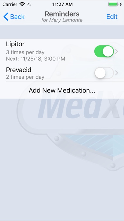 MedXCom for Patients