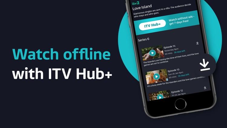 ITV Hub: TV Player & Catchup screenshot-3