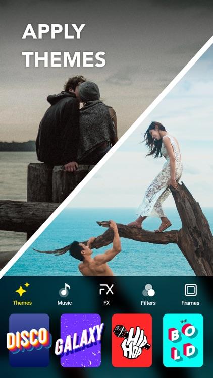 Slideshow Maker with Music HD screenshot-3