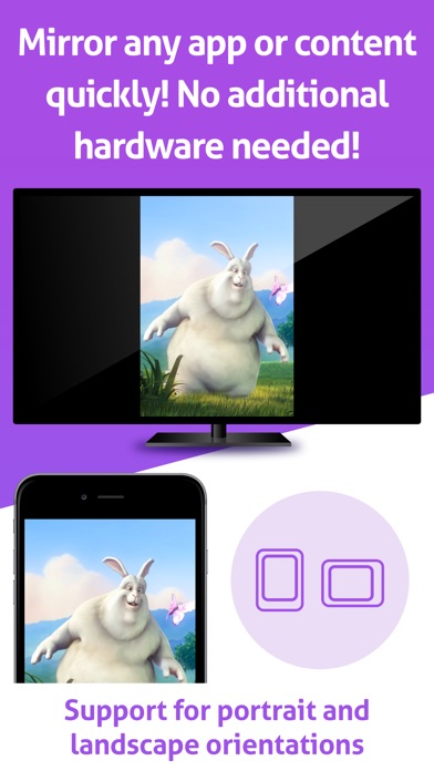 Screenshot for Pro Mirror for Sony TV in United States App Store