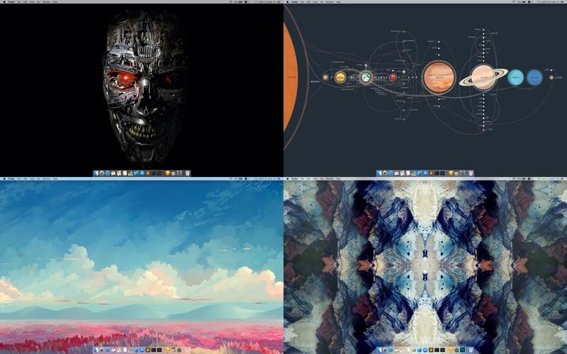壁纸大全 - 超高清热门主题桌面墙纸 for Mac