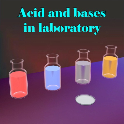 Acid and bases in laboratory