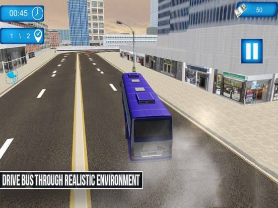 Smart City: Bus Driving-ipad-2