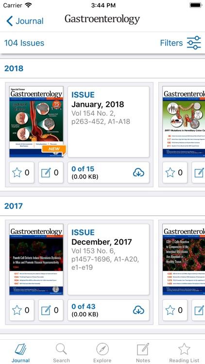 Gastroenterology Journal screenshot-3