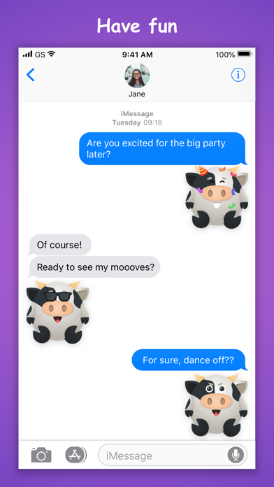 CowMoji App Download - Stickers - Android Apk App Store