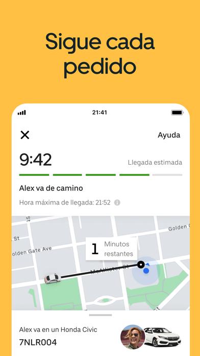 Descargar Uber Eats: Comida a domicilio para Android