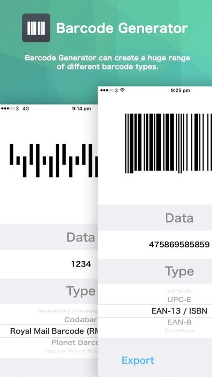 Barcode Generator / Creator