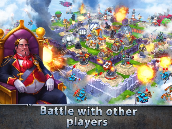 Sky Clash: Lords of Clans 3D screenshot 7