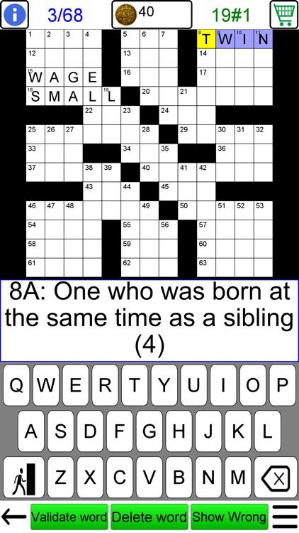 Crossword screenshot-5