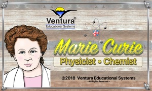 Marie Curie by Ventura