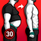 App Icon for Lose Weight for Men at Home App in Denmark IOS App Store