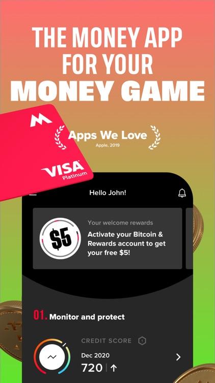Mogo: Bitcoin & Money