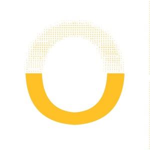 小O字符图