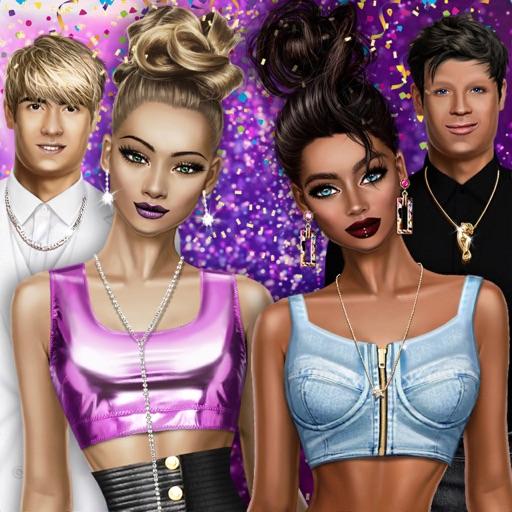 Celebrity Fashion – Girl Games