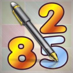 Sudoku V+, number games