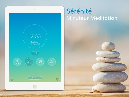 Sérénité: Minuteur Méditation